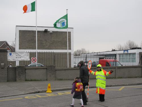 St.Monica School in Dublin