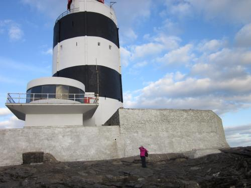 Hook Head Lighthouse in Ireland