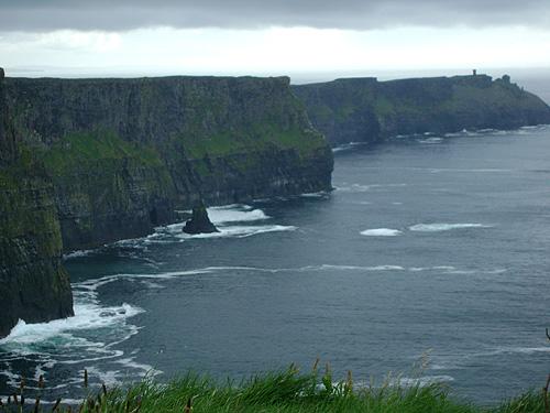 moher cliff ireland